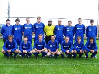 Gairloch Aultbea UTD FC team photo