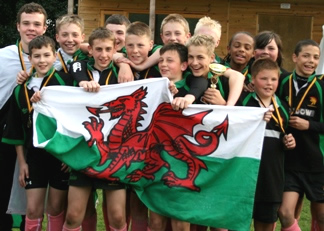 Caerleon Rugby Team Bournemouth