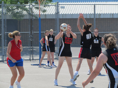 Junior Netball Tours