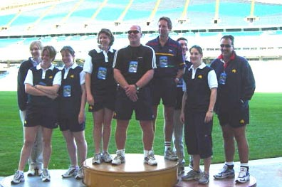 LGS Teachers Olympic Park Sydney