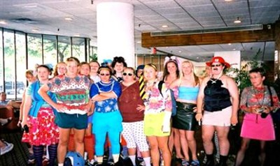 South East Region Canada Fancy Dress