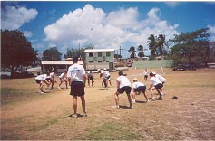 John Fisher School Barbados Coaching