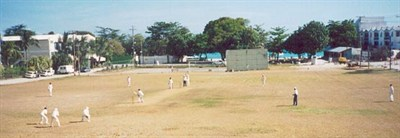 John Fisher School Barbados Match
