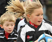 May Day Mini Rugby Festival At Wimborne RFC