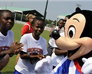 The Disney Cup International Youth Football Festival