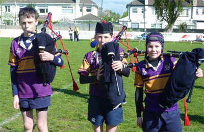 The Terenure Under 13S Rugby Festival