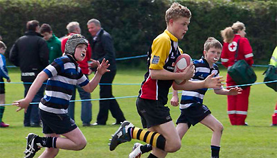 The Terenure 13S Rugby Festival For Under 13 Teams