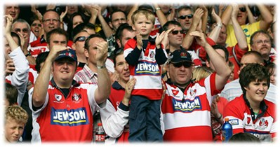 Gloucester Supporters