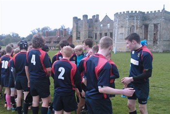 Bognor Junior Rugby Festival Barker Butts At Midhurst