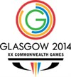 """2014 Commonwealth Games Logo"" by http://www.glasgow2014.com/assets/5730ab1e-c4a6-4a1f-bc91-87dfa987eacd.pdf. Licensed under Fair use of copyrighted material in the context of 2014 Commonwealth Games via Wikipedia - http://en.wikipedia.org/wiki/File:2014_Commonwealth_Games_Logo.svg#mediaviewer/File:2014_Commonwealth_Games_Logo.svg"