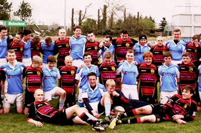 Marple RFC U15 Rugby Tour To Limerick 2015