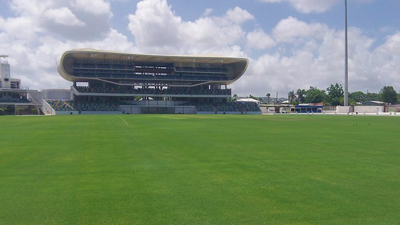 Cricket at the Kensington Oval