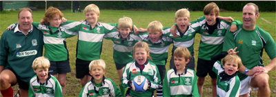 The Dorchester Mini Rugby Festival