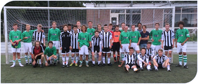 Blacon Youth FC Football Tour To Holland