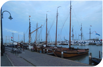 Sports Tourr To Holland And Marina Park Volendam