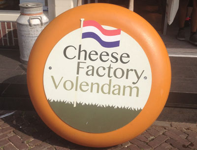Volendam Cheese Factory Visit