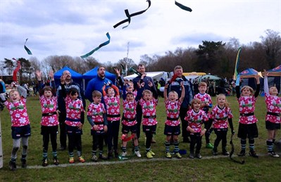 Reading Abbey RFC U8 Rugby Tour To The Bournemouth Mini Rugby Festival 2016