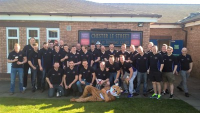 Chester Le Street RFC Rugby Tour To Leicester 2016