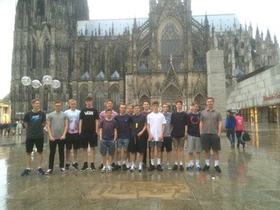 Mickleover Sports FC U16 Sightseeing in Cologne