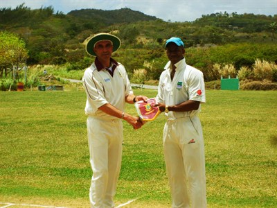 Winterbourne Cricket Club Tour To Barbados Flag Swap