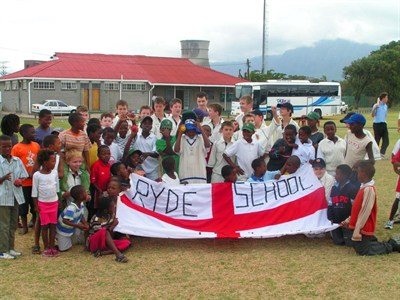 Ryde School Cricket Tour To South Africa