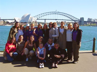 Chew Valley School Rugby And Hockey Tour To Australia 19