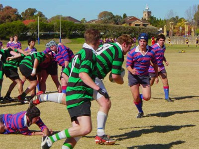 Chew Valley School Rugby And Hockey Tour To Australia 27