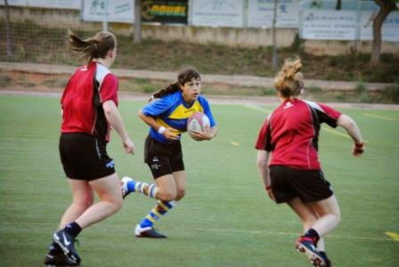 University Womens Rugby Tour To Spain