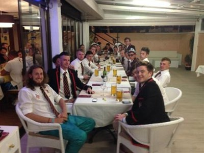 Cardiff Uni Cricket Tour To Majorca