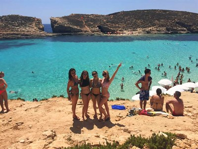 Royal Holloway University Netball Tour To Malta