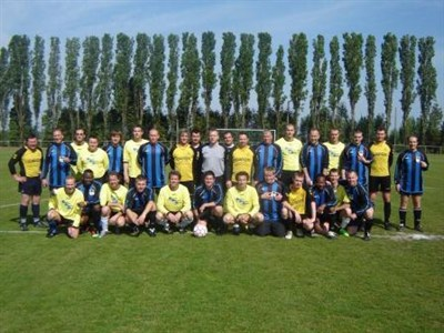 Rodbourne Real FC Football Tour To Antwerp