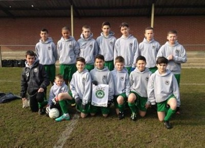 Omonia Youth Football Club U13 Tour To Belgium