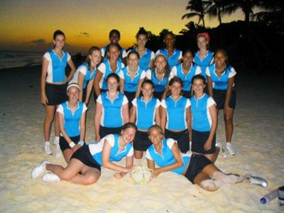 Forest Girls School Netball Tour To Barbados