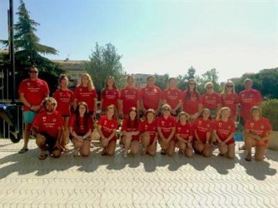 Tumble AFC Girls Football Tour To Lloret De Mar