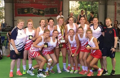 England Indoor Netball U18s Netball Tour To New Zealand