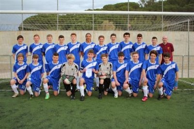 Park House School FC Football Tour To Spain