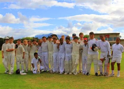 Sandroyd School Cricket Tour To South Africa