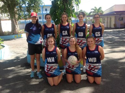 Glenmore Winton Junior Netball Tour