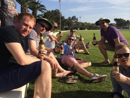 Cricket Tours With Burleigh Travel