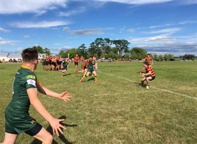 Amman Valley School Rugby Tour To Canada