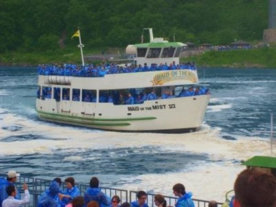 The Maid Of The Mist School Sports Tour To Canada