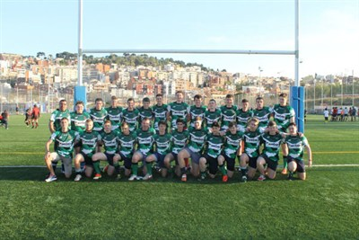 Ormskirk RUFC U18 Rugby Tour To Spain 2014