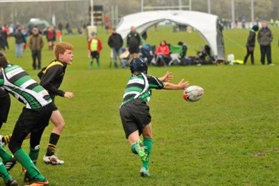 Action From The Bournemouth Mini And Junior Rugby Festival