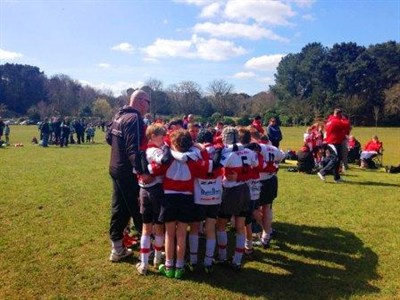 Bournemouth Mini Rugby Festival