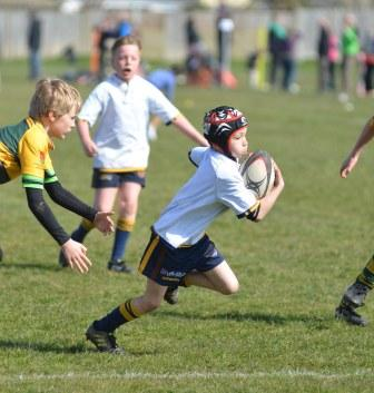 Mini Rugby Festival With Burleigh Travel