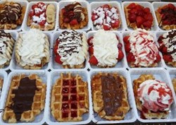 Sports Tour To Belgium - Waffles