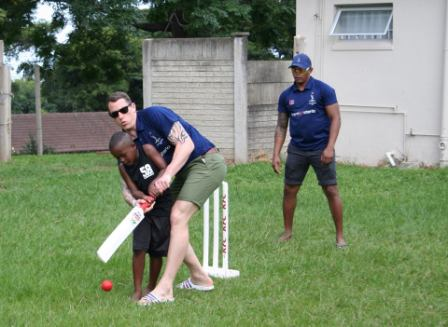 Royal Corps Of Signals Cricket Tour To South Africa