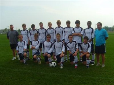Gordano School Football Tour To Canada