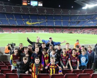 School Football Tour To Spain