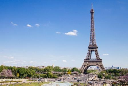 Sports Tours To France Eiffel Tower